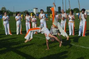 Rugby e Capoeira @ Silea