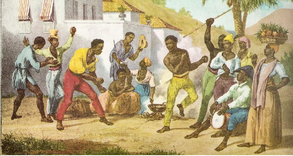 Immagine storia capoeira rimpicciolita